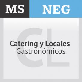 Catering y Locales Gastronómicos