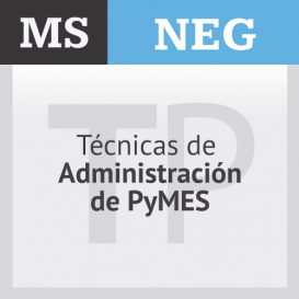 Técnicas de Administración de PyMES