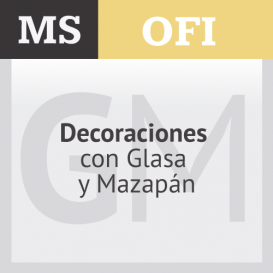 Decoraciones con Glasa y Mazapán