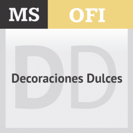 Decoraciones Dulces