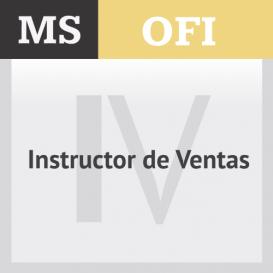 Instructor de Ventas