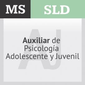 Auxiliar de Psicología Adolescente y Juvenil