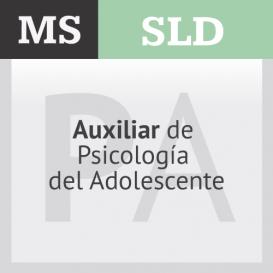 Auxiliar de Psicología del Adolescente
