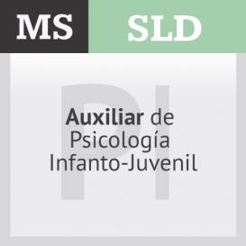 Auxiliar de Psicología Infanto-Juvenil