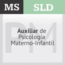 Auxiliar de Psicología Materno-Infantil