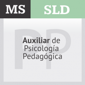 Auxiliar de Psicología Pedagógica