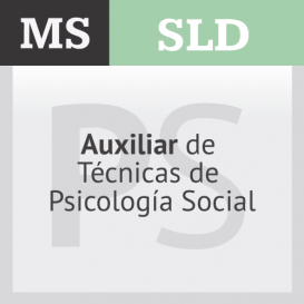 Auxiliar de Técnicas de Psicología Social