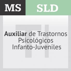 Auxiliar de Trastornos Psicológicos Infanto-Juveniles