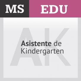 Asistente de Kindergarten