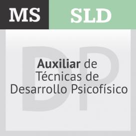 Auxiliar de Técnicas de Desarrollo Psicofísico